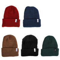 Theories Beacon Beanie (Rust, Denim, Coyote Brown, Black, College Green)