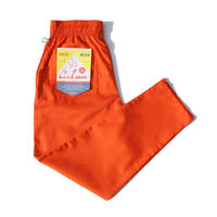 Cookman Chef Pants (Orange)