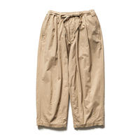 TIGHTBOOTH SUCKER BAGGY SLACKS (Black, Beige, Brown)