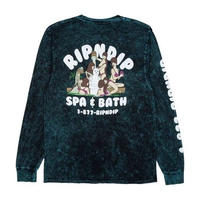 RIPNDIP SPA DAY L/S (HUNTER MINERAL WASH)