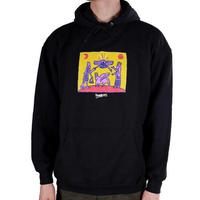 Theories Dagon Pullover Hoodie  Artwork by Joel Matheson (Black)