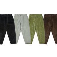 EVISEN EASY AS PIE CORD PANTS (BLACK, GREY, GREEN, BROWN)