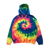 JOHN SOFIA Tie Dye Hoodie (Tropical)