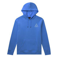 HUF TRIPLE TRIANGLE PULLOVER HOODIE (NEBULAS BLUE)