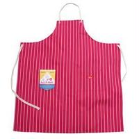 Cookman Long Apron (Pink)