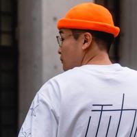 DL Headwear Blind Cuff Knit (black, navy, olive, orange)