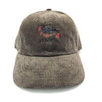 "ATTACK ORIGINAL PRAWNS ""corduroy cap"" (BROWN)"