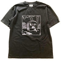THUMPERS NYC RIP S/S TEE (BLACK, WHITE)
