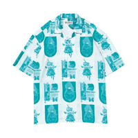 EVISEN THRILL ALOHA (GREEN , WHITE , NAVY)