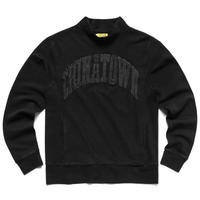 CHINATOWN MARKET ARCH MOCK NECK SWEAT (BLACK)