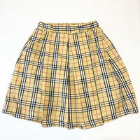 """T""Original ORIGINAL CHECK SKIRT"