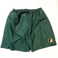 ATTACK ORIGINAL NYLON SHORTS (DARK GREEN)