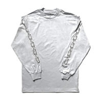 HOTEL BLUE CHAIN LONGSLEEVE (ASH , POWDER BLUE)