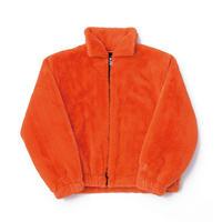 "NEMES GALFY×NEMES ""GF"" Fur Jacket (Orange)"