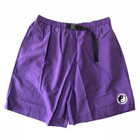ATTACK ORIGINAL NYLON SHORTS (PURPLE)