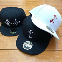 NEWERA 59FIFTY®︎ REIWA (BLACK, WHITE)