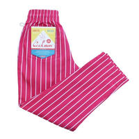 Cookman Chef Pants (Stripe Pink)