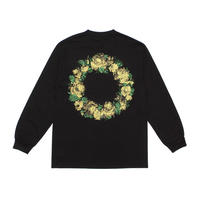 "LIXTICK ""NO ROSE WITHOUT THORNS L/S"" (BLACK)"