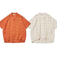 EVISEN FIREWORKS SHIRT (White, Orange)