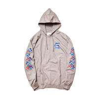 Evisen Skateboardsゑ DOSU HOOD (HEATHER)