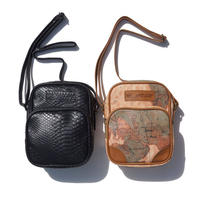 FLATLUX Rio Mini Bag (blackmamba, treasure map)