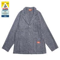 Cookman Lab.Jacket (Wool mix Light Gray)