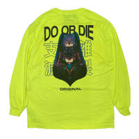 LONELY 論理LONELY DO OR DIE LT (BLACK, GOLD)