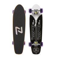 "Z-FLEX CRUISER JAY ADAMS ""ZIPPER HEAD"" (BLACK×WHITE)"