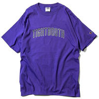 Tightbooth®︎ COLLEGE CHAMPION (PURPLE, CHARCOAL, ASH)