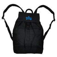 ATTACK ORIGINAL JUNGLE DAY PACK (BLACK)