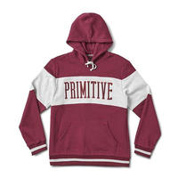 PRIMITIVE LEAGUE PANELED HOOD (BURGUNDY)
