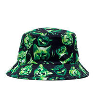 RIPNDIP Neon Nerm Bucket Hat (Black)