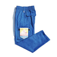 Cookman Chef Cargo Pants (Deep Blue)