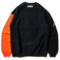TIGHTBOOTH TBKB CYBORG CREW SWEAT (Black)