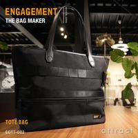 ENGAGEMENT エンゲージメント Engaged Nylon エンゲージド・ナイロン トートバッグ EGTT-002