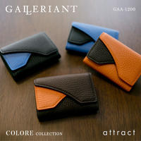 GALLERIANT ガレリアント COLORE コローレ コインケース 小銭入れ GAA-1200