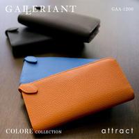 GALLERIANT ガレリアント COLORE コローレ ロングウォレット 長財布 GAA-1206