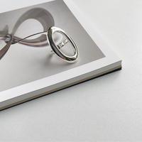 Zoe ring (silver)