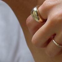 Orb ring (gold)