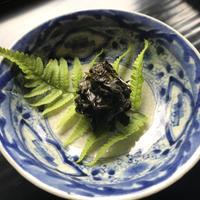 【葉とうがらし佃煮】(100㌘)熱々ご飯に。おにぎりに。