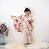 【90-100】2step hakama(botan)