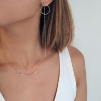 mini    ANGEL   Necklace