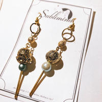 Traditional Vintage 2【ピアス】