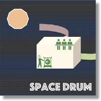 SPACE DRUM【配信】