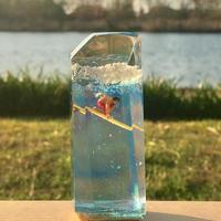 CrystalCube S Tall size Aciddrop