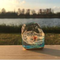 CrystalCube N size slash