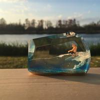 CrystalCube S Long size Bluefishcrusing