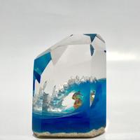 CrystalCube Lsize classic style