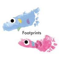 Footprints 純米 直汲み 中取り無濾過生原酒 2019BY 1.8L