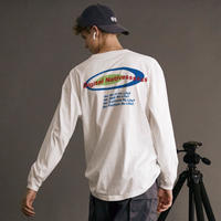 Digital Natives L/S Tee(WHT)
